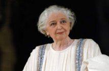Απεβίωσε η σπουδαία ηθοποιός Άννα Συνοδινού