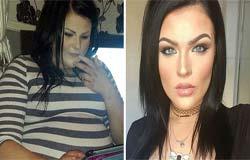 Έχασε 35 κιλά για να είναι καλό πρότυπο για την κόρη της