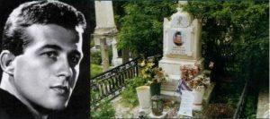 Ο τάφος του Δ. Παπαμιχαήλ