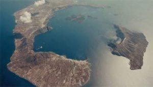 Έτσι δημιουργήθηκε η Σαντορίνη από τέσσερα ηφαίστεια