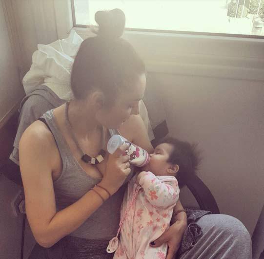 το μωρό του Αχιλλέα και της Μελίνας3