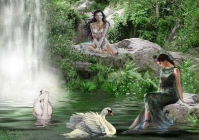 Τα ξωτικά της Σκανδιναβικής μυθολογίας