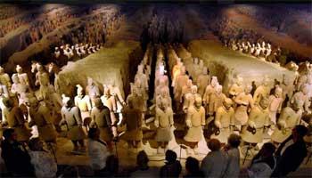Αρχαίοι Έλληνες έφτιαξαν τον Πήλινο Στρατό στην Κίνα