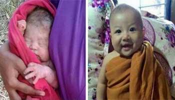 Βρέφος μαχαιρώθηκε και θάφτηκε ζωντανό μετά τη γέννηση του