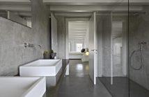 Πατητή τσιμεντοκονία στο μπάνιο του σπιτιού σας!